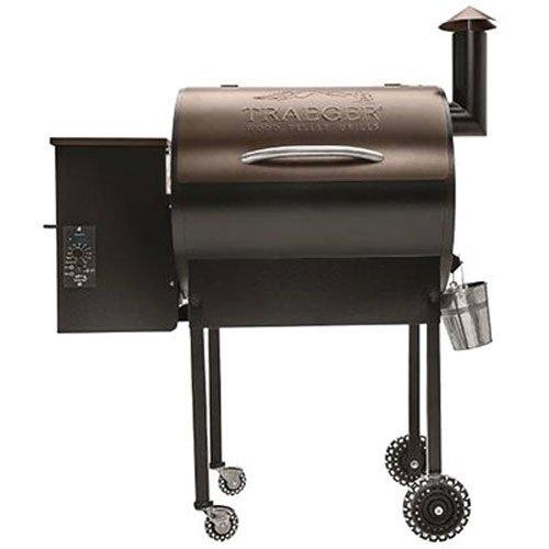 Traeger Pro Series 22 Wood Pellet Grill, Bronze