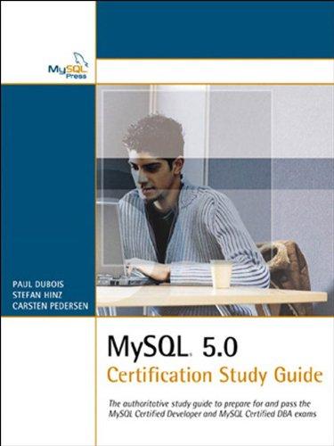 MySQL 5.0 Certification Study Guide: MYSQL 5 CERT STUDY GUIDE _p2