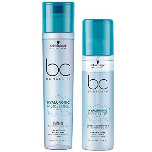 Schwarzkopf BC Bonacure Moisture Kick DUO Shampoo 250ml + Conditioner 200ml