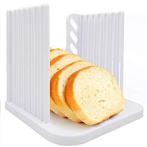 Affettatrice per pane, affettatrice pieghevole per pane tostato