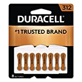 Duracell - Button Cell Lithium Battery, #312,...