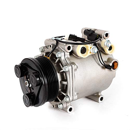 AC Air Conditioning A/C Compressor with Clutch CO 10596AC Fit for Mitsubishi-Lancer 2.0L 2002-2007