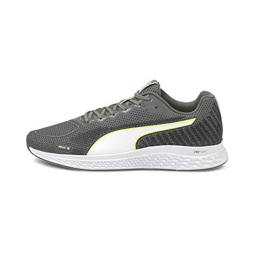 PUMA Speed Sutamina 2 - Zapatillas de correr para hombre, color Gris, talla 40.5 EU Weit