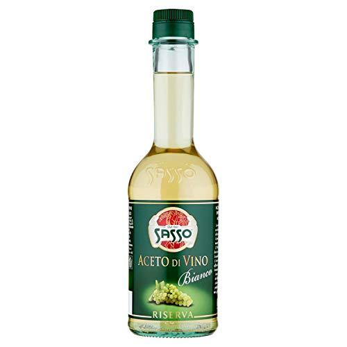 Sasso Aceto Di Vino Bianco Riserva 12 Bottiglie, 6000 ml