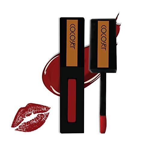 Onlyoily Matt Lipgloss, Lippenstifte Matte Liquid Lipstick Make up, Glänzender Lipgloss für intensiv schimmerndes Finish auf den Lippen (6)