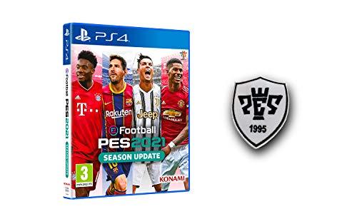 Efootball Pes 2021 Season Update + Patch [Esclusiva Amazon] - Playstation 4