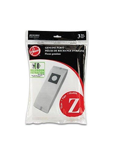 Hoover Type Z Allergen Bag (9-Pack), 4010100Z