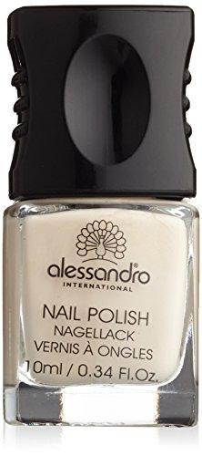 Alessandro standard Vernis 06 Touch of Magnolia, 1er Pack (1 x 10 ml)