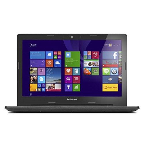 Lenovo G50-45 80E301N3IN 15.6-inch Laptop (AMD A8-6410/8GB/1TB/DOS/2GB Graphics), Black