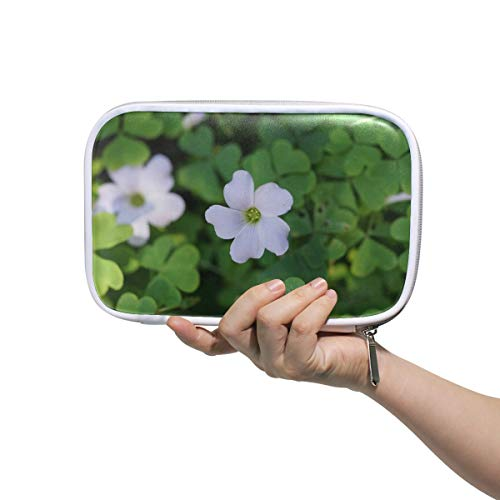 Étui à crayons pour fille Mignon Wayside Flowers Melbourne Beauty In Miniature Flowers Beauty Bag Womens Toiletry Bag Small Multifunctional Small Cosmetic Bags For Women For Men Women