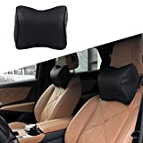 Car Neck Pillow, Memory Foam Headrest Cushion Helps Passengers Rest to Relieve Neck Pain and Improve Sitting Posture, Universal Version for All Car Seats