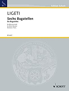 ligeti 6 bagatelles for wind quintet