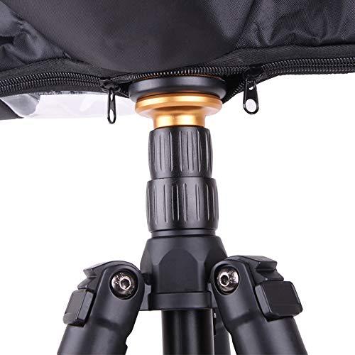 Kamera Regenschutzhülle, Wasserdicht Regenschutzhaube Kamera Rain Cover Schutz für Canon Nikon und andere große Digitale Spiegelreflexkameras