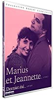 Coffret Guédiguian 2 Films : Marius et Jeannette-Dernier été-en Version restaurée