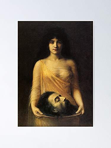 AZSTEEL Salome - Jean Benner Poster