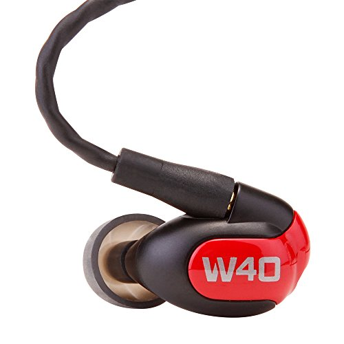 Westone W40 Four-Driver True-Fit Earphones