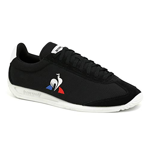 Le Coq Sportif Quartz Sport, Zapatillas para Hombre, Black/