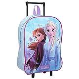Disney La Reine des Neiges 2 Valise à roulettes - Elsa et Anna - Magical Journey