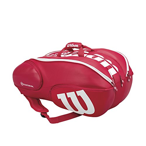 Wilson VANCOUVER 15 PACK RDWH Gr. 15 PACK fb. rot Art. WRZ840715