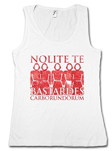 Urban Backwoods Nolite Te Bastardes Carborundorum Mujer Camiseta Sin Mangas Women Tank Top