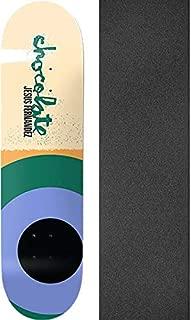Chocolate Skateboards Jesus Fernandez Giant Flags Skateboard Deck - 8.25