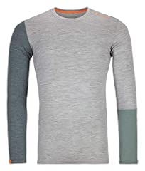 SUPER SOFT AND WARM FIRST BASELAYER | 185 ROCK'N'WOOL LONG SLEEVE for men is made of merino wool, making it exceptionally soft and functional for freeride adventures – no matter how cold or sweat-inducing. 100% RENEWABLE SUSTAINABLY SOURCE TASMANIAN ...