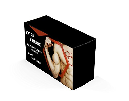 Sex Aid Herbal Erection Tablets Pills EXTRA STRONG 100mg x 8...