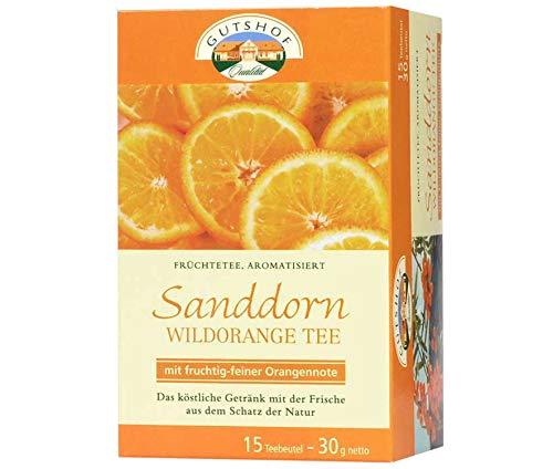 Avita Sanddorn Wildorange Tee (Aufgussbeutel)