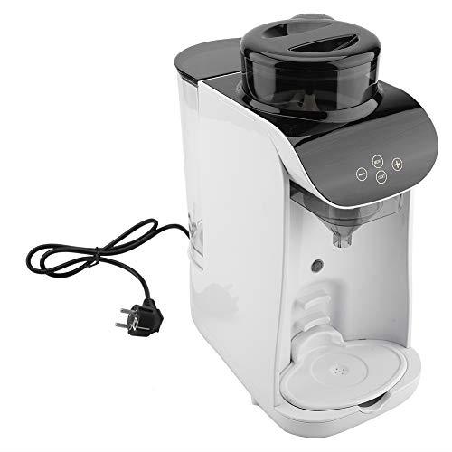 Milchmischer-Hersteller für Baby, 550 W 1,8 L Formel-Milch-Multifunktions Intelligenter Justierbarer Milchautomat, Milchpulver-Brau-Maschine Milchpulver Mischer mit Warmwassertrinkfunktion(EU)