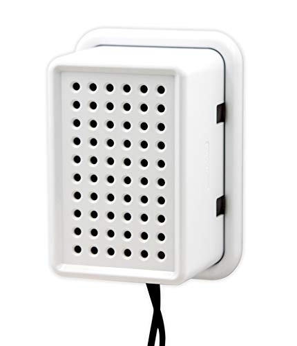 Baby Block Universal Power Outlet Cover Box   XL   Fits Large AC Adapters   Toddler Childproof Electric Outlets, Wall Sockets, Plugs, Cable & Cords   Indoor & Outdoor Compatible