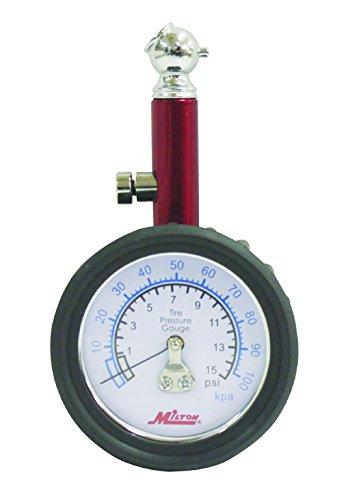 Dial Tire Gauge - Milton S-931
