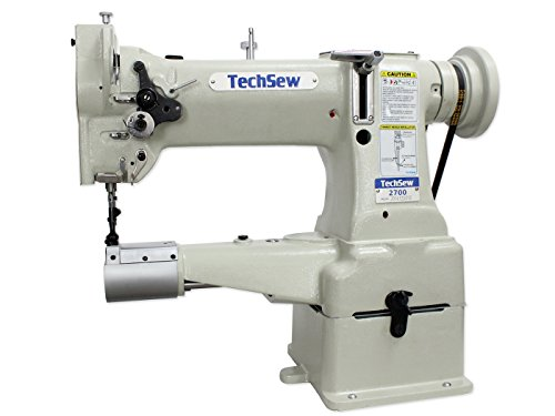 5. TechSew 2700 Leather Walking Foot Industrial Sewing Machine