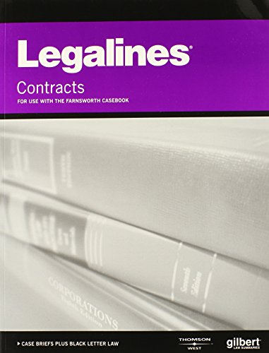 Legalines on Contracts, 7th, Keyed to Farnsworth