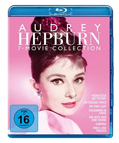 Audrey Hepburn - 7 Movie Collection [Blu-ray]