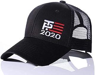 Trump Pence 2020 Mesh Hat - Cap - Adjustable Black/White/Red USA Seller