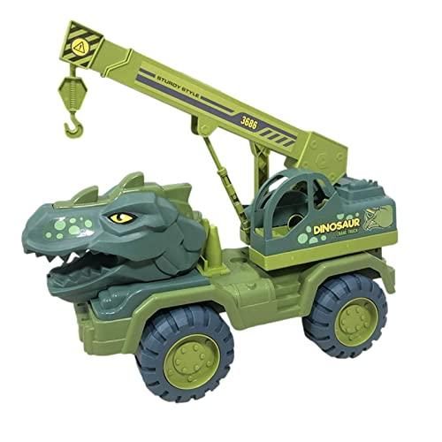 Hongjingda Bauwagen-Spielzeug-Set,...