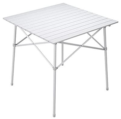 ALPS Mountaineering Camp Table, Silver