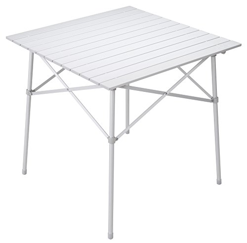 ALPS Mountaineering Camp Table - fully collapsible design.