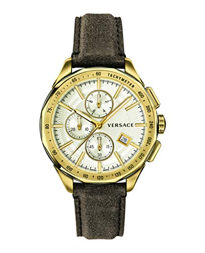 Versace VEBJ00418 Glaze Mens Watch Chronograph