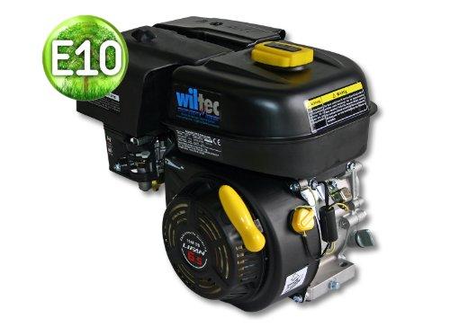 LIFAN 168 Benzinmotor 3,4 kW 6,5 PS 19,05 mm 196 ccm mit Handstarter