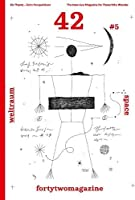 fortytwomagazine #5: space