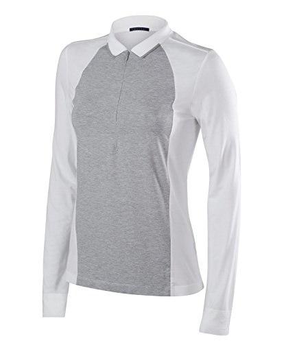 Falke Poloshirt met lange mouwen voor dames