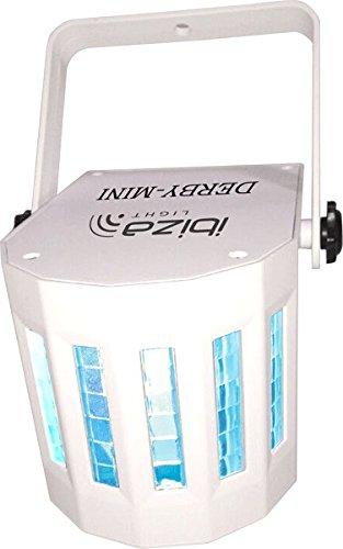 Ibiza 15-1378 Mini Derby RGBW LED Licht Effekt