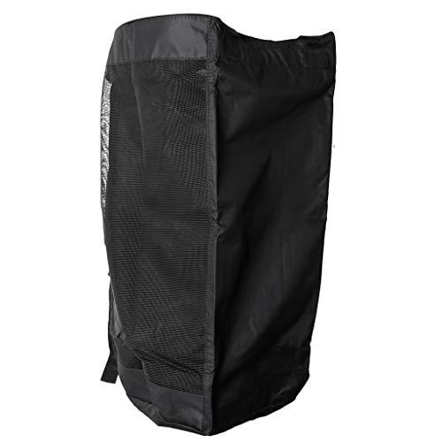 SM SunniMix Mochila De Lujo Sup Paddle Board Mesh Bag Pack Mochila Y Correa para El Hombro