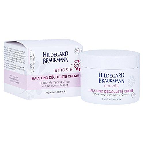Hildegard Braukmann Emosie Women, Neck and Decollete Cream, 1er Pack (1 x 50 ml)