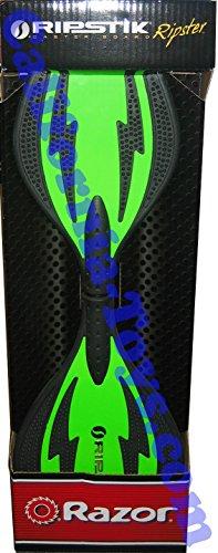 Razor RIPSTER Mini Ripstik Ripster Caster Board - Lime Green