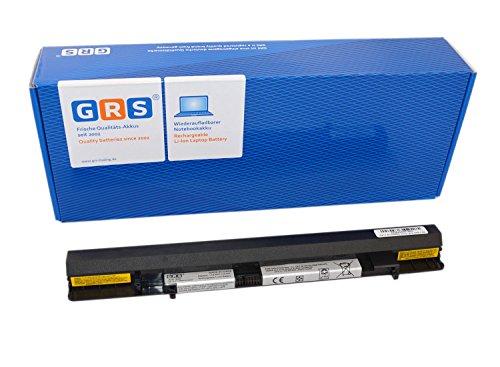 GRS Akku für Lenovo IdeaPad Flex 14, 15, S500 Serie, ersetzt: L12L4A01, L12L4K51, L12M4A01, L12M4E51, L12M4K51, L12S4A01, L12S4E51, L12S4F01, L12S4K51
