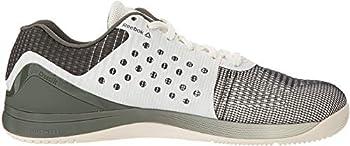 Reebok Men s CROSSFIT Nano 7 Sneaker Men s Chalk/Hunter Green 8 M US