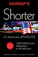 Harrap's Dictionnaire Shorter English - French, French-English