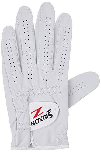 Srixon 2017Herren Z Cabretta-Golf Handschuhe, Herren, Z, weiß